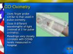 co oximetry