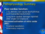 pathophysiology summary62