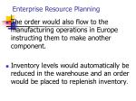 enterprise resource planning2