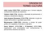 origem do termo cultura5
