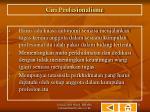 ciri profesionalisme10