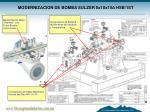 modernizacion de bomba sulzer 8x10x15a hsb 1st