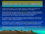 relaci n sexual f sico espiritual