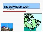the bypassed east18