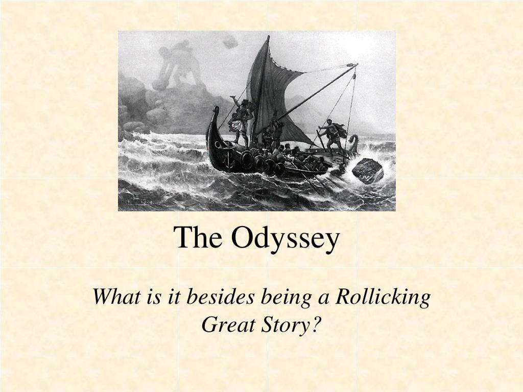 the odyssey l.
