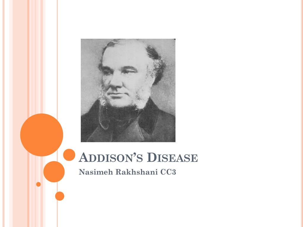 addison s disease l.