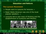 education and reform1
