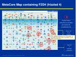 metacore map containing fzd4 frizzled 4