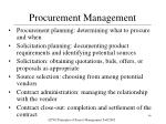 procurement management46