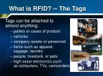 what is rfid the tags12