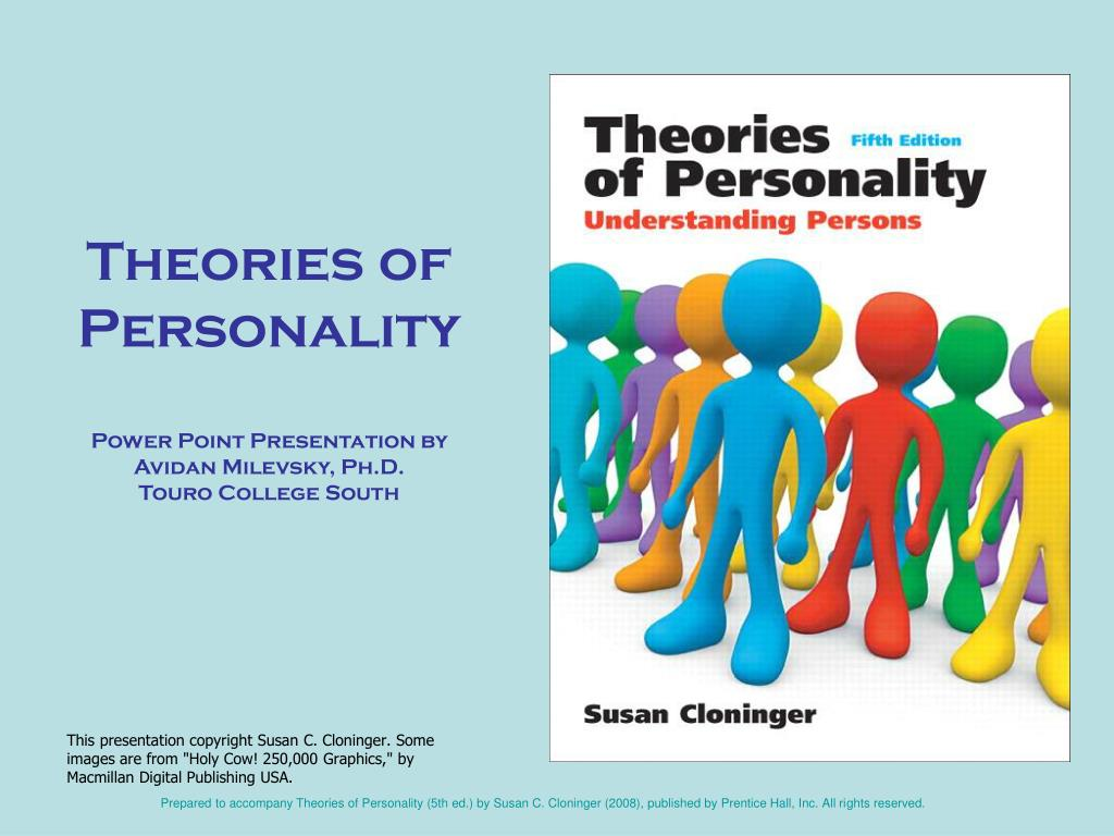 theories of personality power point presentation by avidan milevsky ph d touro college south l.