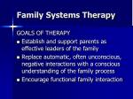 family systems therapy10