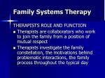 family systems therapy11