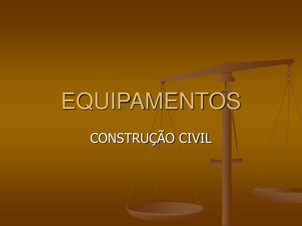 equipamentos l.