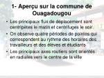 1 aper u sur la commune de ouagadougou5
