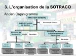 3 l organisation de la sotraco21