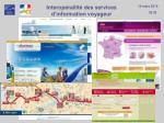 interop railit des services d information voyageur