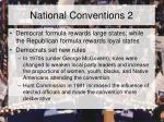 national conventions 2