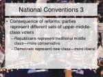 national conventions 3
