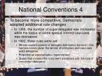 national conventions 4