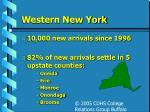 western new york