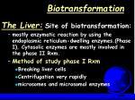 biotransformation42