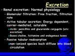 excretion53