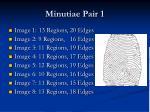 minutiae pair 1
