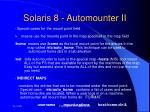solaris 8 automounter ii