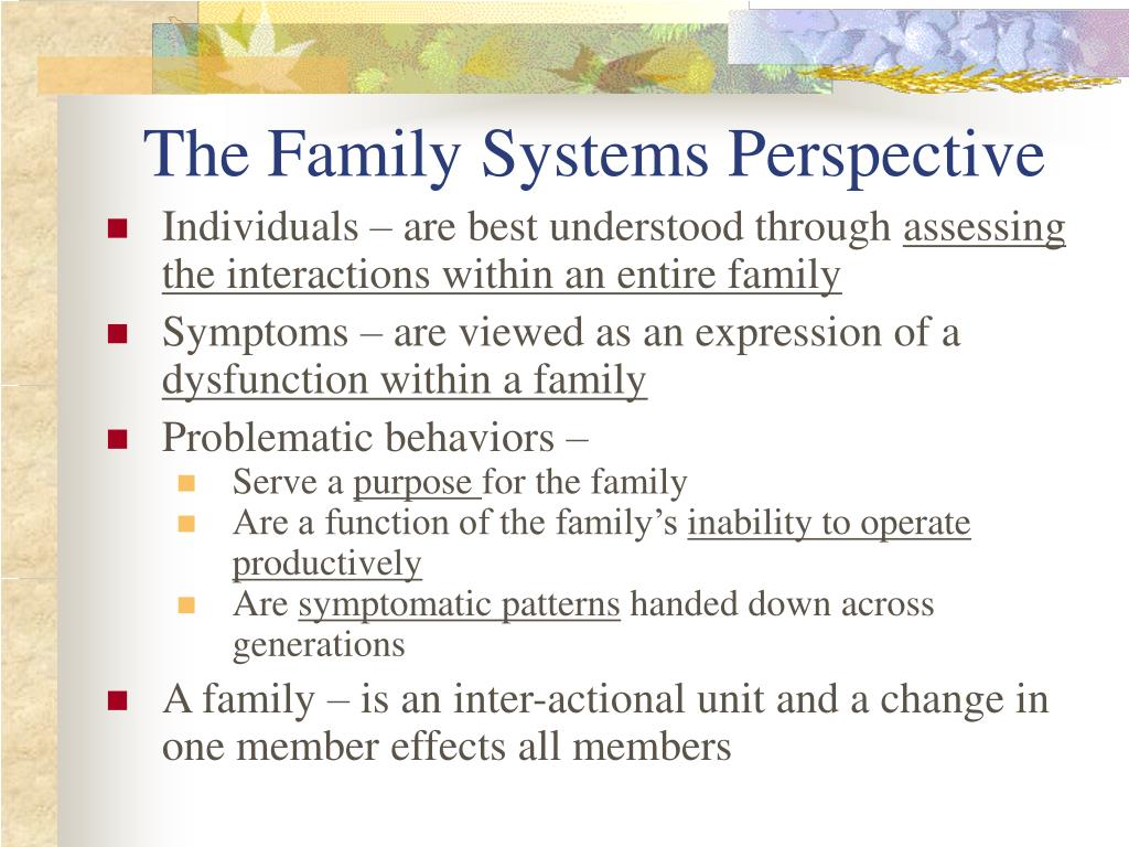framo and inter generational family therapy Journal of marital and family therapy april 2000,vol  a genogram is a blueprint of multiple generations family it includes family structure and  framo, 1976.