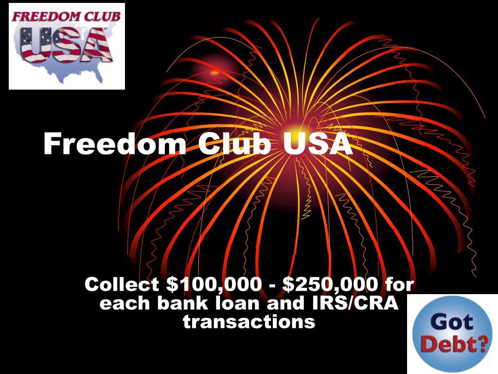freedom club usa l.