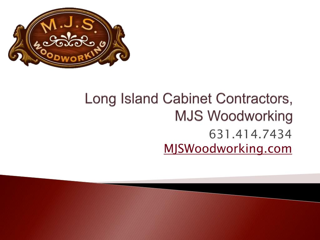 long island cabinet contractors mjs woodworking l.