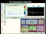 ft huachuca user pc