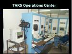 tars operations center