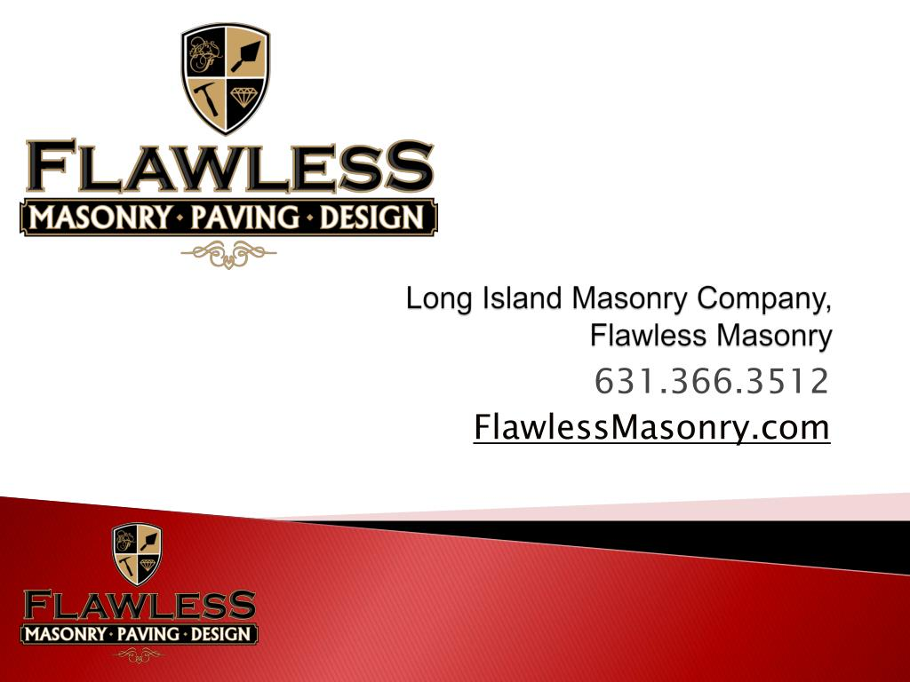 long island masonry company flawless masonry l.