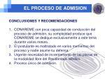 el proceso de admision27