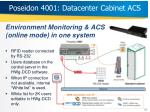 poseidon 4001 datacenter cabinet acs