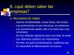 8 qu deben saber las empresas28