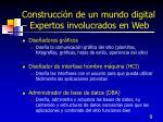 construcci n de un mundo digital expertos involucrados en web9
