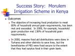 success story morulem irrigation scheme in kenya26
