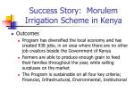 success story morulem irrigation scheme in kenya27
