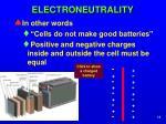 electroneutrality1