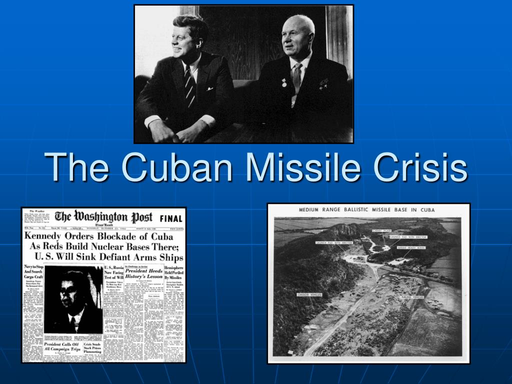 the cuban missile crisis l.