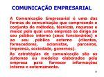 comunica o empresarial95