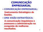 comunica o empresarial96