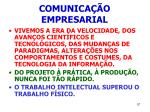 comunica o empresarial97