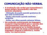 comunica o n o verbal70