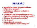 reflex o