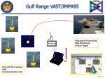gulf range vast impass