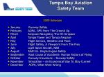 tampa bay aviation safety team5